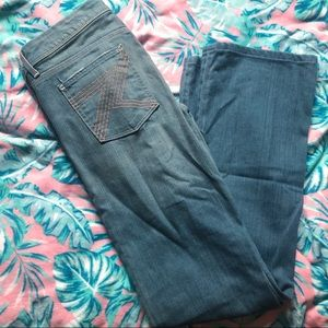 7 For All Mankind | Flynt Boot Cut Jeans